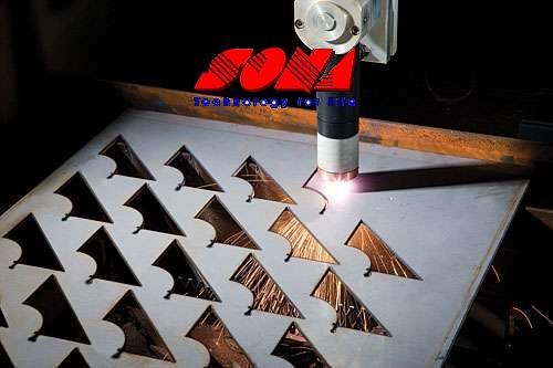 Gia công cắt laser tại Sonatech