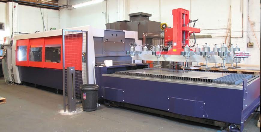 Nguyên lý hoạt động của máy cắt inox bằng laser