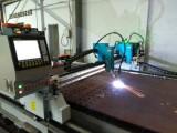 Phân biệt cắt inox bằng laser và plasma