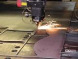 Cắt kim loại, inox bằng tia laser hiện đại