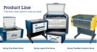 Các loại máy cắt laser kim loại, đồng , vải hiện nay