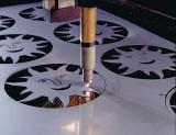 Trang trí nội thất bằng máy khắc Laser